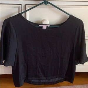 Victoria's Secret Crop Shirt